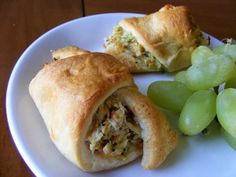 Chicken Broccoli Rollups | OAMC from Once A Month Mom