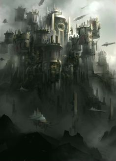 Concept Art by Prog Wang