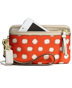 $40.60 at Macy's. Wristlet Wallet option #2 (from Macy's) I like this one the most :)