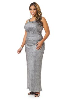 Ashley Stewart Evening Gowns