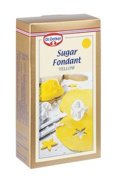 Uudistunut Dr. Oetker keltainen sokerimassa . Tuotteessa on käytetty vain luontaisia värejä ja aromeja. Puhtaan kirkas keltainen väri, joka voidaan tarvittaessa sekoittaa valkoisen tai muun väristen sokerimassojen kanssa. Tuote on kehitetty erityisen helpoksi muotoilla ja siitä voidaan valmistaa erilaisia kuvioita muovaamalla tai muottien avulla. Massan voi myös kaulia kakun päälle. #droetker #sokerimassa http://oetker.fi/fi-fi/monipuolinen-valikoima/koristelu/sokerimassa-keltainen.html