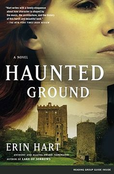 Haunted Ground by Erin Hart.  An Irish farmer discovers the perfectly preserved head of a young woman with long red hair in a peat bog, and now Cormac Maguire and Nora Gavin have a troubling mystery on their hands.  Could this evidence offer clues to a more recent disappearance?  Recommended for fans of Tana French's Irish police procedurals!