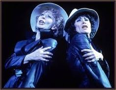 Chicago by Bob Fosse starring Gwen Verdon and Chita Rivera - the first Broadway show I ever saw - got me hooked on musicals forever.