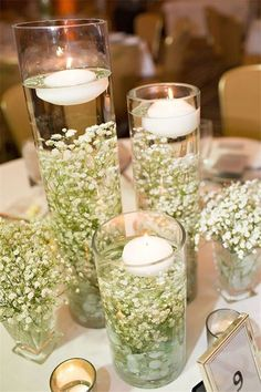 Diy Wedding Ideas » 20 Stuning Wedding Candlelight Decoration Ideas You Will Love » ❤️ See more: http://www.weddinginclude.com/2017/03/stuning-wedding-candlelight-decoration-ideas-you-will-love/ #WeddingIdeasBoda
