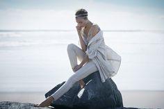 Karlie Kloss by Patrick Demarchelier for Donna Karan S/S 2013
