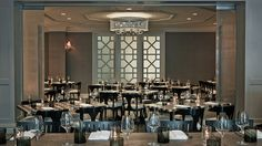 Entertain clients in Santa Monica at Cast for Breakfast, Lunch or Dinner in a private dining room