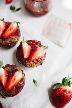Plant Based, Strawberry, Treats, Fruit, Plants, Food, Sweet Like Candy, Goodies, Essen