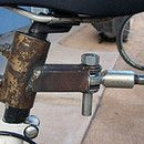 Looks good, I'd match the inner diameter of the tube to the outer diameter of my seatpost, though.