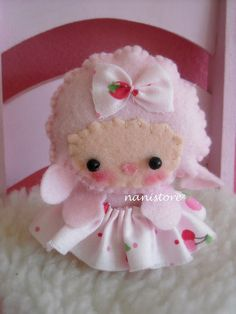 Must make little girl sheep sheep
