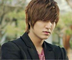 I love Lee Min Ho