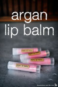 DIY blushing argan lip balm  10g jojoba oil 10g castor oil 8g shea butter 5g olive oil 5g argan oil 10g beeswax  ~4 drops liquid carmine dye or red oxide (optional—for a pink/red tint) 2 smidgens oil-soluble titanium dioxide (optional—for a bit of opacity so the balm is a milky pink)  4 drops petitgrain essential oil 2 drop rose geranium essential oil 4 drops peppermint essential oil