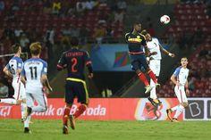 FIFA U-17 World Cup: Colombia crush US both qualify.........