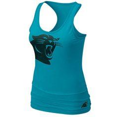 Nike Carolina Panthers Women's Blue/Black Home & Away V-Neck Tri ...