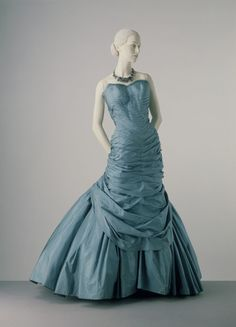 Dress by Charles James, 1955 from the Metropolitan Museum of Art