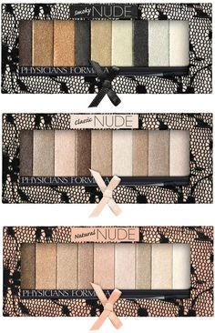 Best Neutral Eye Makeup. All the colors of urban decay naked but less money. Love this.