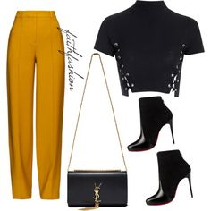 Classy Outfits, Stylish Outfits, Fashion Outfits, Fashion Tips, Fashion Trends, New York Fashion, Runway Fashion, Womens Fashion, Christian Louboutin