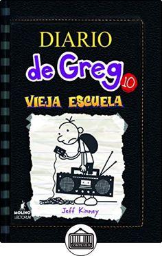 Diario de Greg: Vieja Escuela (Diario De Greg / Diary of a Wimpy Kid) de Jeff Kinney ✿ Libros infantiles y juveniles - (De 6 a 9 años) ✿