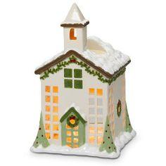 Village Square Chapel Fragrance Warmer