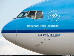KLM - Royal Dutch Airlines PH-BVB Boeing 777-306/ER aircraft picture