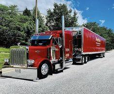 (notitle) - US Truck - Custom Peterbilt, Peterbilt 379, Peterbilt Trucks, Mack Trucks, Big Rig Trucks, Dump Trucks, Custom Big Rigs, Custom Trucks, Diesel Pickup Trucks