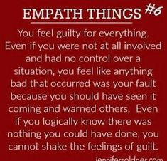 Empath Traits, Intuitive Empath, Words Quotes, Life Quotes, Sayings, Empath Abilities, Empathy Quotes, Psychic Development, Infj Personality