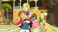 NI NO KUNI WRATH OF THE WHITE WITCH - SCREENS TGS 2012 - PS3   - Check our WEBSITE : http://www.playscope.com - Become a fan on FACEBOOK : http://www.facebook.com/Playscope - Follow us on TWITTER : http://twitter.com/playscope
