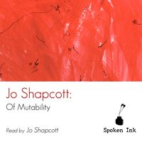"""Listen to Jo Shapcott reading """"Of Mutability"""", 45 poems that explore the nature of change, in the body, within the natural world and inside relationships. Natural World, Speakers, The Voice, Poems, Relationships, Medicine, Change, Explore, Reading"""