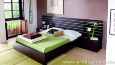 1000 images about decoracion de dormitorios on pinterest - Decoracion dormitorio matrimonial ...