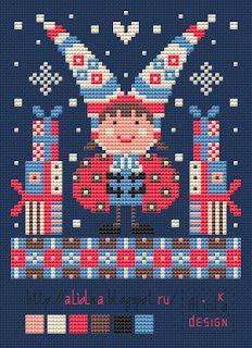 My tvorilki *** Aliolka design Christmas Cross, Xmas, Pixel Art Templates, Perler Beads, Cross Stitch, Kids Rugs, Quilts, Embroidery, Blanket
