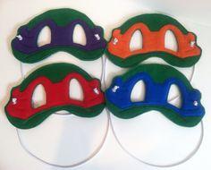 turtle ninja mask - Buscar con Google