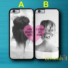 BFF for Girls iPhone all models & iPod Touch 5 Case.