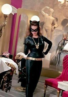 Batman Tv Show, Batman Tv Series, Julie Newmar, Catwoman Cosplay, Marvel Cosplay, Batman 1966, Im Batman, Robin, James Gordon