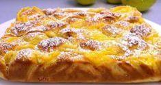 Připravte si jablečný mřížkovník s pudinkem: Fantastická chuť a rychlá příprava!