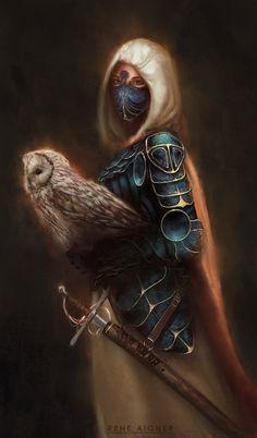 Master of Birds by ReneAigner