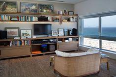 Apartamento em Copacabana. Ouriço arquitetura.