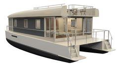 Houseboat | mothershipmarine.com