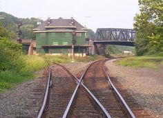 CNJ Station (Phillipsburg, NJ), my dad worked the Penna. RR and we used to go to the train yard to pick him up.