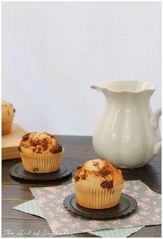 Muffins de milka, the art of cupcakes