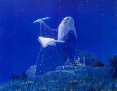 Beloved King Arthur and Lord Merlin: Spiritual intent - Ascended Masters