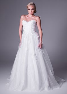 Bride & co offers the largest range of 2015 wedding dresses. View more dresses in our store today to find your dream wedding dress. 2015 Wedding Dresses, Wedding Gowns, Lace Wedding, Whimsical Dress, One Shoulder Wedding Dress, Tulle, Bride, Collection, Store
