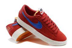 reputable site 463e1 7245f cheap nike shoes Nike Blazer Homme, Nike Shoes Cheap, Red Nike Shoes, Cheap