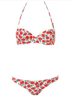 This cute bikini is best for those gals with a smaller bust :) From Topshop ($55)  www.brayola.com