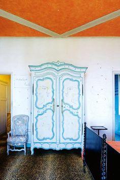 La Villa Tatouée - Jean Cocteau
