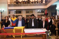 Ahmadinejad y casi todos los líderes latinoamericanos irán a funeral de Chávez - Yahoo! Noticias España