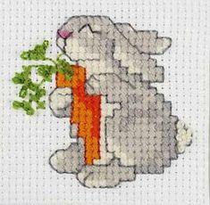Cross Stitch - Bunny