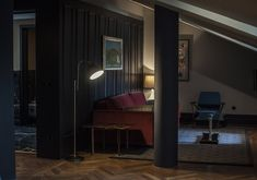"""""""Hotel Valverde lives up to its exclusive Lisbon address with timelessly opulent renovation... """""""