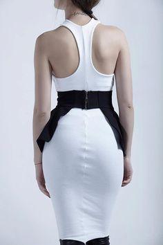 new plus size white bodycon dress 1x 2x 3x  bodycon