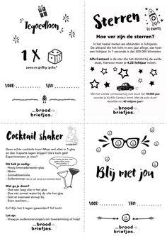 Print | BroodBriefjes.nl