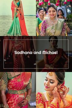 Sadhana and Michael | Hotel Fateh Garh | Udaipur Weddings | WeddingSutra Wedding Sarees, Udaipur, Sari, Weddings, Fashion, Saree, Moda, Fashion Styles, Mariage