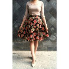 Maribel Ambrose (midi skirt)